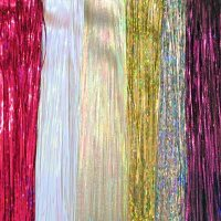 STREAMERS: 18 inch, (Specialty), 6 colors