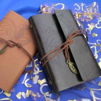 JOURNAL: Fruitful Scribe, dark brown