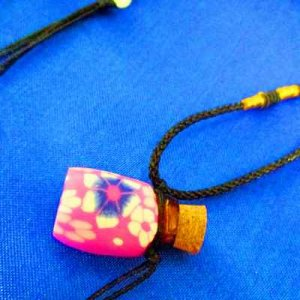 FRAGRANT BRIDE: Essential Oils Necklace