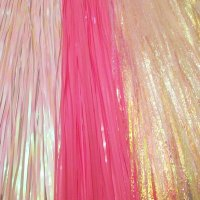 STREAMERS: Lites & Hologram 24 inch, 7 colors