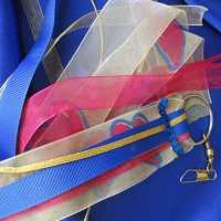RIBBON STREAMER: AGAPE