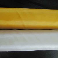CHINA SILK FLAG SET: (medium size) Gold or Silver w/flexi-rods