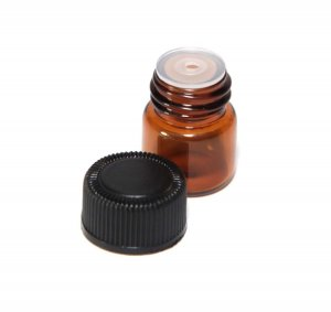 *Fragrant Essential Oil Blend - Small Dark Glass Vial