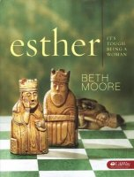 ESTHER... It's Tough Being a Woman (soft cover), WORKBOOK