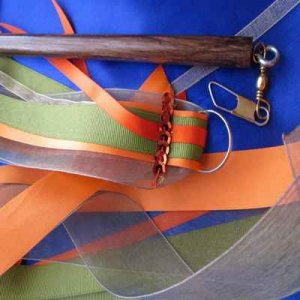 RIBBON STREAMER: Worship Warrior