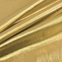 METALLIC FLAGS: SQUARE, (Single) GOLD