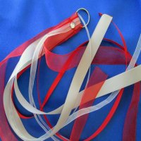FINGER RIBBON: Savior