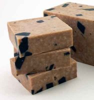 Dead Sea Mud Scrub: ORGANIC, HAND-CRAFTED SOAP