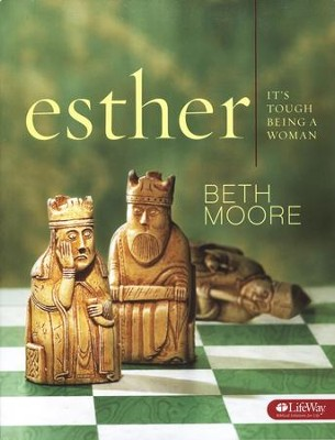 ESTHER... It's Tough Being a Woman (soft cover), WORKBOOK - Click Image to Close