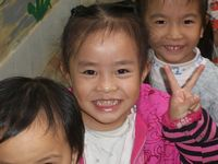 Preschool children in Southern China