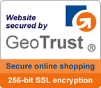GeoTrust QuickSSL Seal - this website is secure